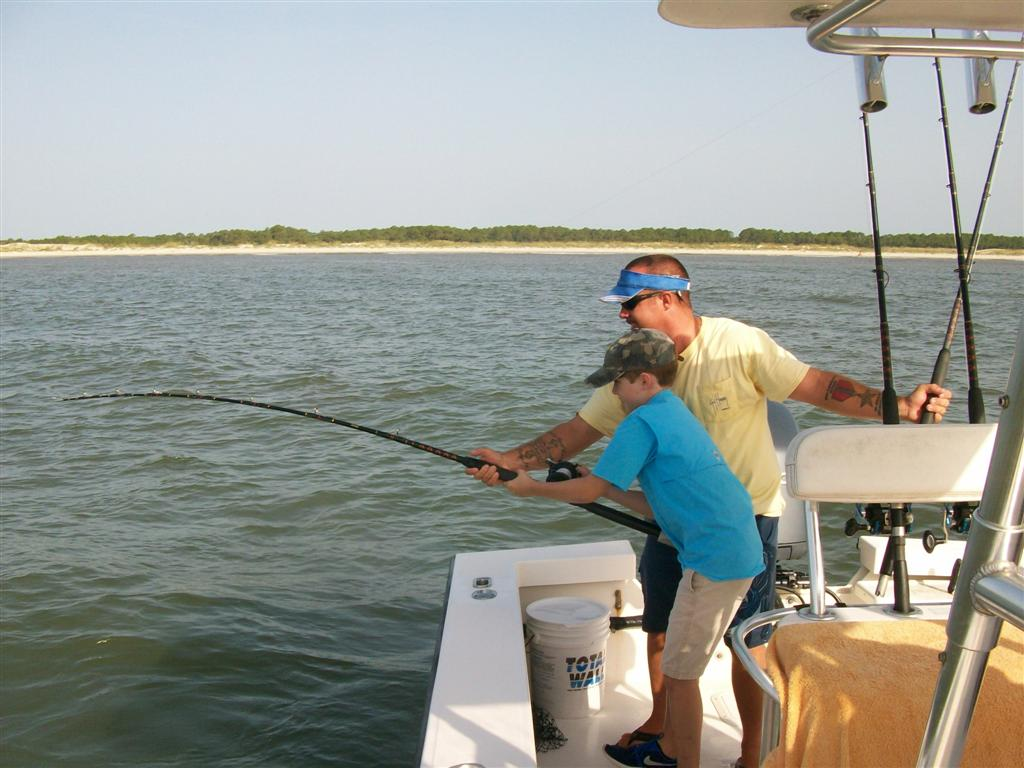 Fishing in Georgia - Coastal Georgia Fishing Charters