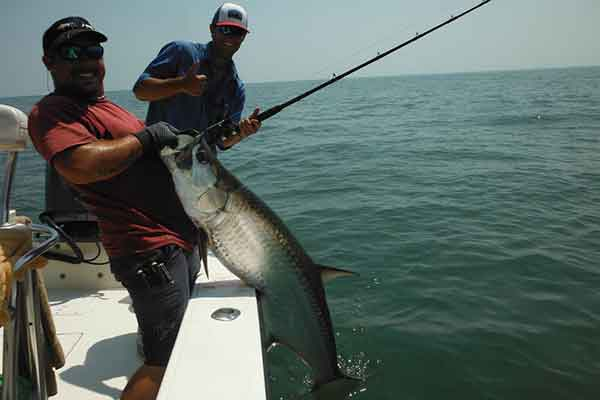 St. Simons Fishing Charters Information