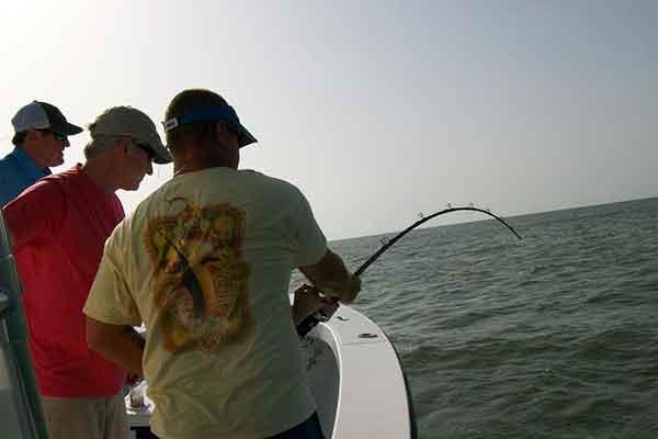 St simons fishing trips6 georgia sport fishing charters for Fishing trips in georgia