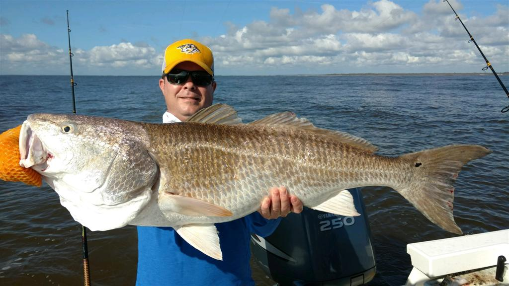Best redfish location in the us georgia ranks best for St simons island fishing report
