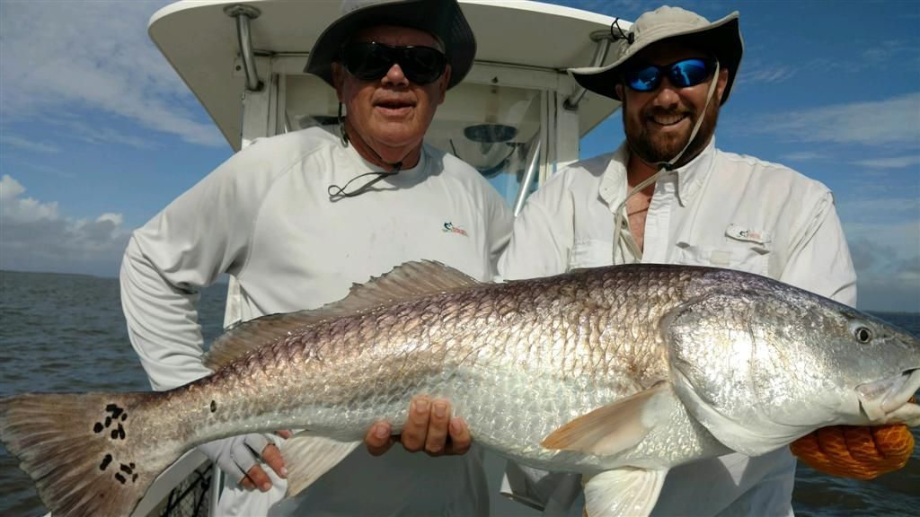 Fishing in Georgia - Coastal Georgia's Redfish