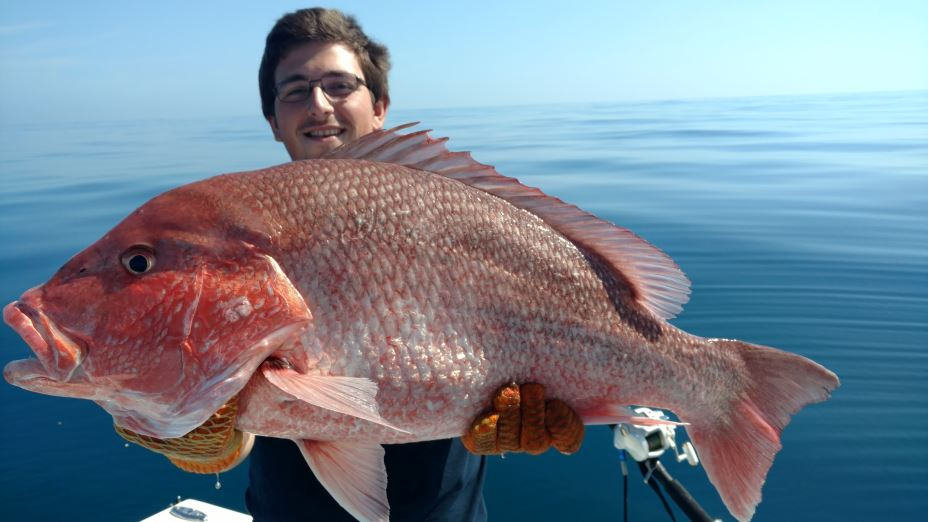 World Record Snapper Fishing Charters